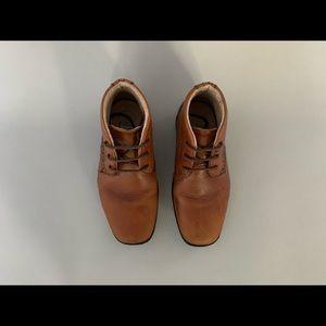 Toddler Boys Florsheim Chukka Leather Boots